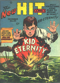 Cover Thumbnail for Hit Comics (Quality Comics, 1940 series) #25