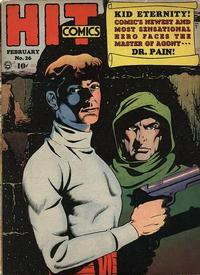 Cover Thumbnail for Hit Comics (Quality Comics, 1940 series) #26