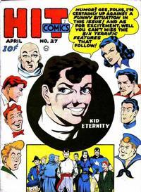 Cover Thumbnail for Hit Comics (Quality Comics, 1940 series) #27