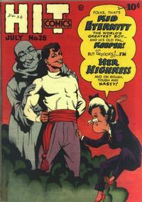 Cover Thumbnail for Hit Comics (Quality Comics, 1940 series) #28