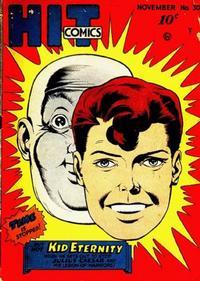 Cover Thumbnail for Hit Comics (Quality Comics, 1940 series) #30