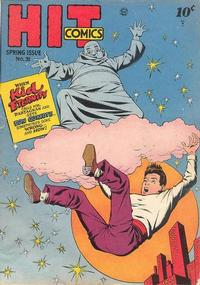 Cover Thumbnail for Hit Comics (Quality Comics, 1940 series) #31