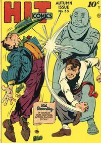 Cover Thumbnail for Hit Comics (Quality Comics, 1940 series) #33