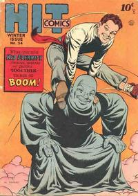 Cover Thumbnail for Hit Comics (Quality Comics, 1940 series) #34