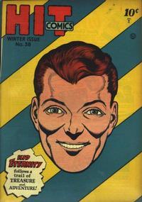 Cover Thumbnail for Hit Comics (Quality Comics, 1940 series) #38