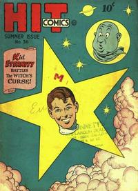 Cover Thumbnail for Hit Comics (Quality Comics, 1940 series) #36
