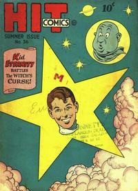 Cover Thumbnail for Hit Comics (Quality Comics, 1940 series) #36