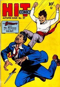 Cover Thumbnail for Hit Comics (Quality Comics, 1940 series) #37