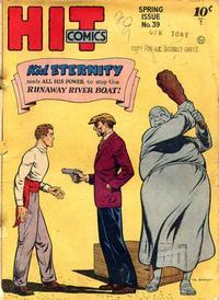 Cover Thumbnail for Hit Comics (Quality Comics, 1940 series) #39