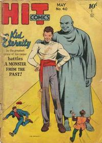 Cover Thumbnail for Hit Comics (Quality Comics, 1940 series) #40