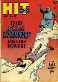 Cover for Hit Comics (Quality Comics, 1940 series) #41