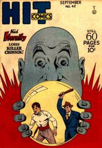 Cover Thumbnail for Hit Comics (Quality Comics, 1940 series) #42