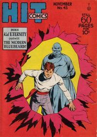 Cover Thumbnail for Hit Comics (Quality Comics, 1940 series) #43