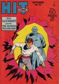 Cover Thumbnail for Hit Comics (Quality Comics, 1940 series) #43