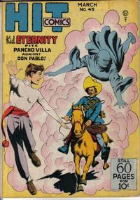 Cover Thumbnail for Hit Comics (Quality Comics, 1940 series) #45