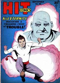 Cover for Hit Comics (Quality Comics, 1940 series) #48
