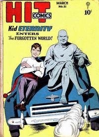 Cover Thumbnail for Hit Comics (Quality Comics, 1940 series) #51