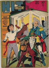 Cover Thumbnail for Hit Comics (Quality Comics, 1940 series) #52