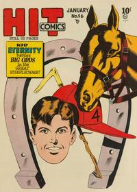 Cover Thumbnail for Hit Comics (Quality Comics, 1940 series) #56