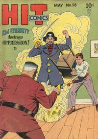 Cover Thumbnail for Hit Comics (Quality Comics, 1940 series) #58