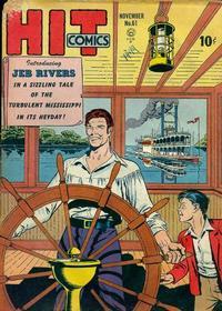 Cover Thumbnail for Hit Comics (Quality Comics, 1940 series) #61