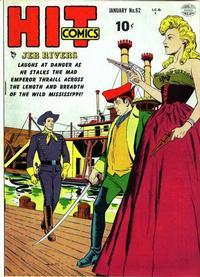 Cover Thumbnail for Hit Comics (Quality Comics, 1940 series) #62
