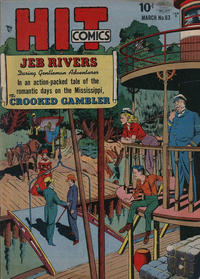Cover Thumbnail for Hit Comics (Quality Comics, 1940 series) #63