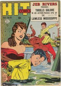 Cover Thumbnail for Hit Comics (Quality Comics, 1940 series) #65