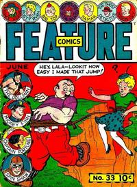 Cover Thumbnail for Feature Comics (Quality Comics, 1939 series) #33