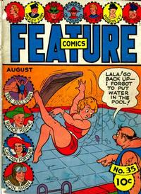 Cover Thumbnail for Feature Comics (Quality Comics, 1939 series) #35