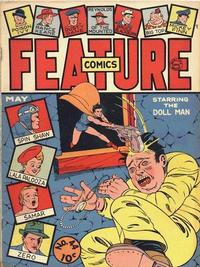 Cover Thumbnail for Feature Comics (Quality Comics, 1939 series) #44