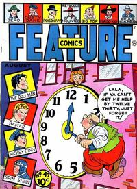 Cover Thumbnail for Feature Comics (Quality Comics, 1939 series) #47