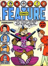 Cover Thumbnail for Feature Comics (Quality Comics, 1939 series) #53