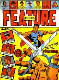 Cover Thumbnail for Feature Comics (Quality Comics, 1939 series) #54