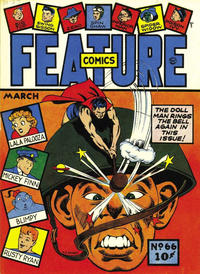 Cover Thumbnail for Feature Comics (Quality Comics, 1939 series) #66