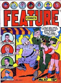 Cover Thumbnail for Feature Comics (Quality Comics, 1939 series) #67