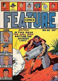 Cover Thumbnail for Feature Comics (Quality Comics, 1939 series) #68