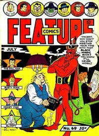 Cover Thumbnail for Feature Comics (Quality Comics, 1939 series) #69