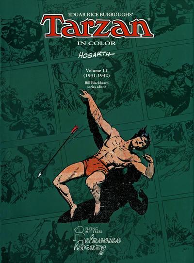 Cover for Tarzan in Color (NBM, 1992 series) #11