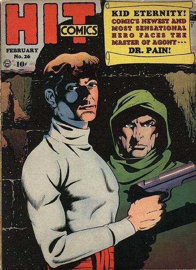 Cover for Hit Comics (Quality Comics, 1940 series) #26