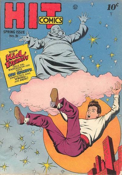 Cover for Hit Comics (Quality Comics, 1940 series) #31