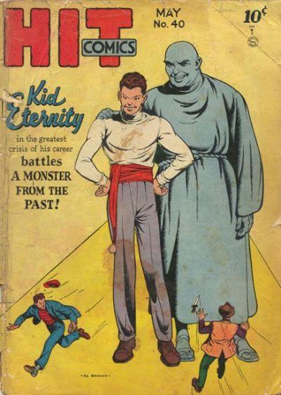 Cover for Hit Comics (Quality Comics, 1940 series) #40