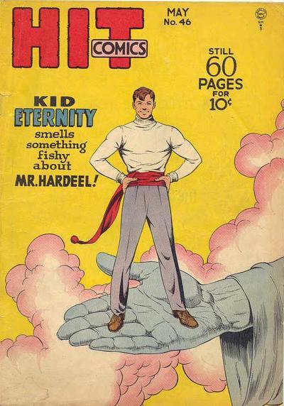 Cover for Hit Comics (Quality Comics, 1940 series) #46