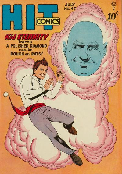 Cover for Hit Comics (Quality Comics, 1940 series) #47