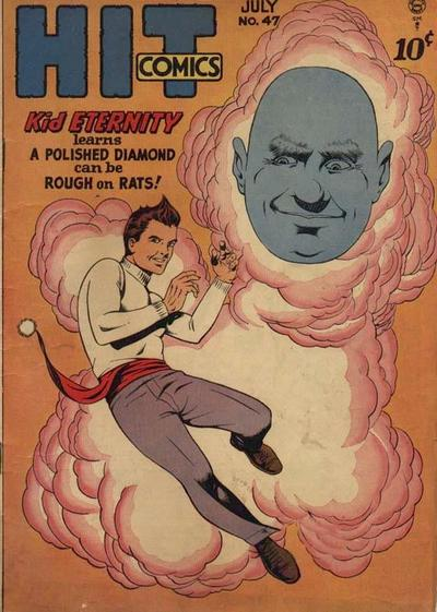 Cover for Hit Comics (Quality Comics, 1940 series) #47