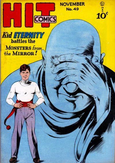 Cover for Hit Comics (Quality Comics, 1940 series) #49