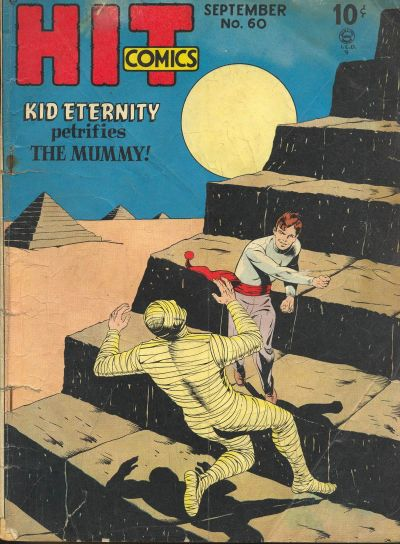 Cover for Hit Comics (Quality Comics, 1940 series) #60