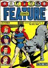 Cover for Feature Comics (Quality Comics, 1939 series) #72