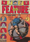 Cover for Feature Comics (Quality Comics, 1939 series) #78