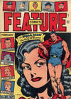 Cover for Feature Comics (Quality Comics, 1939 series) #85